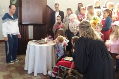 90 anos- Culto Infantil II